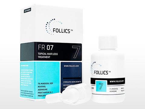 FR07ローション(Follics FR07) 60ml