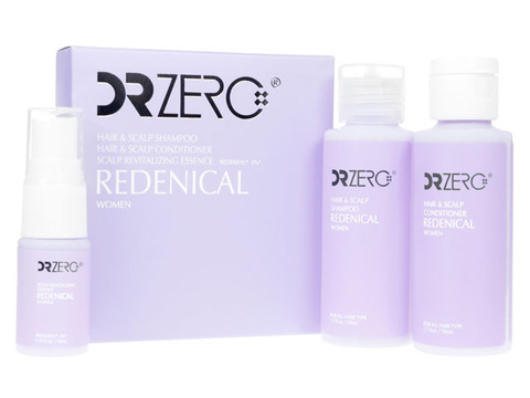 DR.Zero/リデニカル・トラベルセット・女性用(Redenical Travel set)