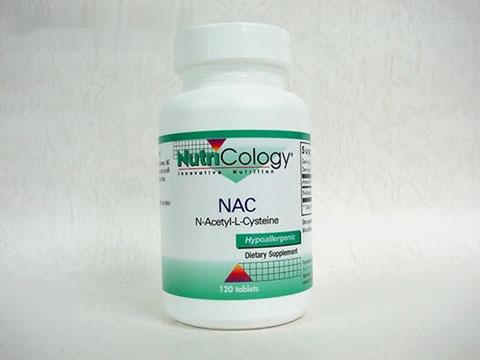 NアセチルLシステイン(N-Acetyl-L-Cysteine) 500mg