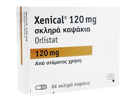 ゼニカル(Xenical) 120mg