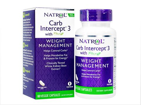 Natrol/カーブインターセプト3(Carb Intercept3)