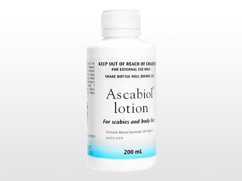 アスカビオルローション(Ascabiol lotion) 200ml