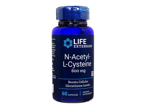 LE/NアセチルLシステイン(N-Acetyl-L-Cysteine) 600mg