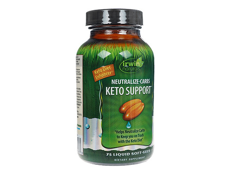 IN/ニュートラライズカーブケトサポート(Neutralize-Carbs Keto Support)