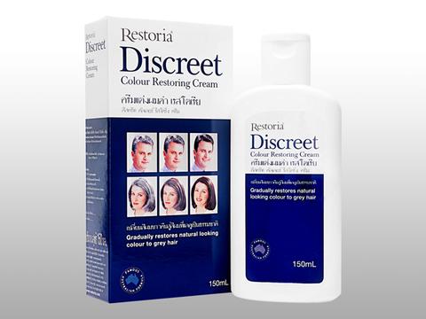 レストリアディスクリートクリーム(Restoria Discreet Cream) 150ml
