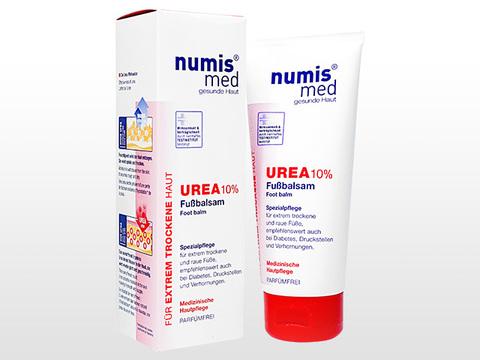Numis Med/尿素10%フットバーム(UREA 10% Foot Balm) 100ml