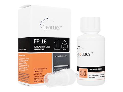 FR16クリーム(Follics FR16) 60ml