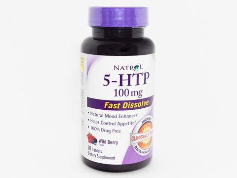 Natrol/5-ヒドロキシトリプトファンファストディゾルブ(5-HTP_FastDissolve) 100mg