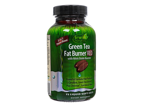 IN/グリーンティーファットバーナーレッド(Green Tea Fat Burner Red)