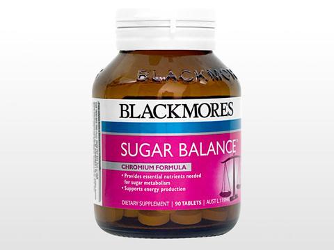 Blackmores/シュガーバランス(Sugar Balance)