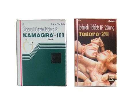 カマグラゴールド100mg+タドラ20mg(KamagraGold+Tadora)