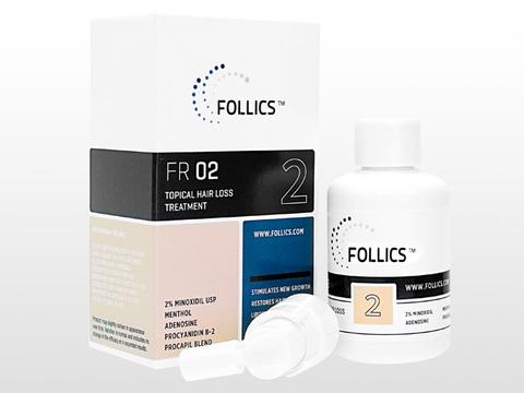 FR02ローション(Follics FR02) 60ml