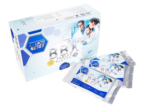 BBXダイエットサプリメント(BBX Dietary Tablets)