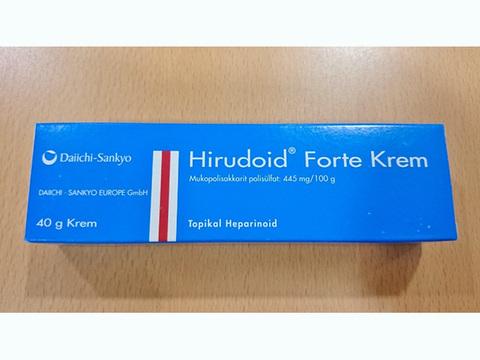 ヒルドイドフォルテクリーム(Hirudoid Forte Cream) 0.445% 40g