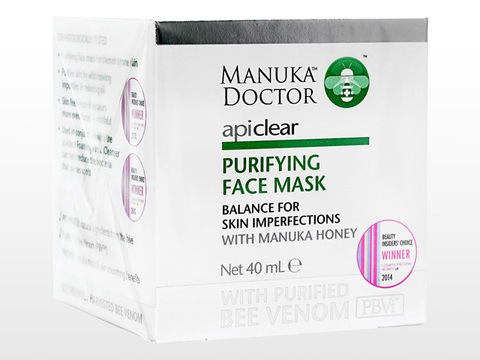 MD/アピクリア・ピュリファインフェイスマスク(ApiClear Purifying Face Mask)