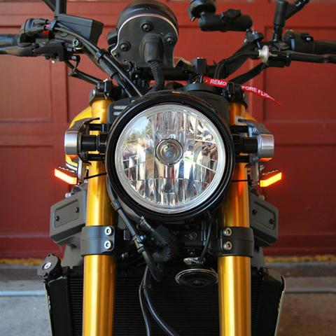 XSR700/900 LEDフロントウインカー
