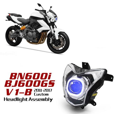 BN600i/BN600GS HID プロジェクターキット