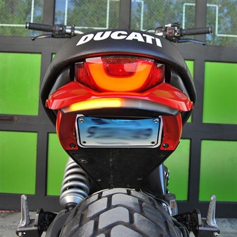 Ducati スクランブラー アイコン/アーバン/エンデューロ フェンダーレスキット