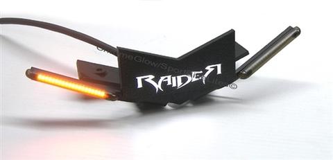 RAIDER (XV1900CU) フォークマウント LEDウインカー