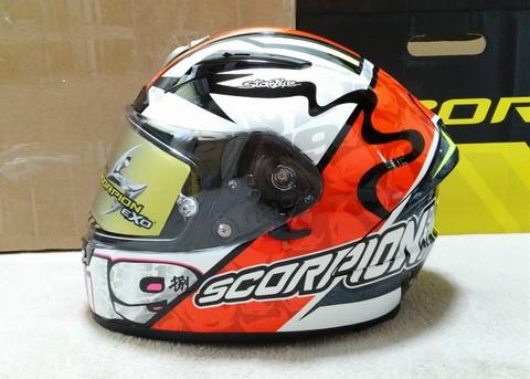 SCORPION EXO-2000 EVO AIR バウティスタ