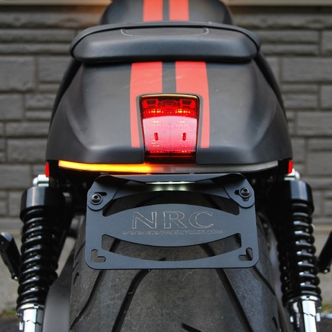 V-ROD 12-17 LEDウインカー+フェンダーレスキット