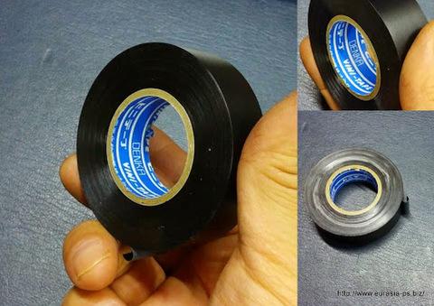 配線テープ 黒 (ビニテープ)(C)
