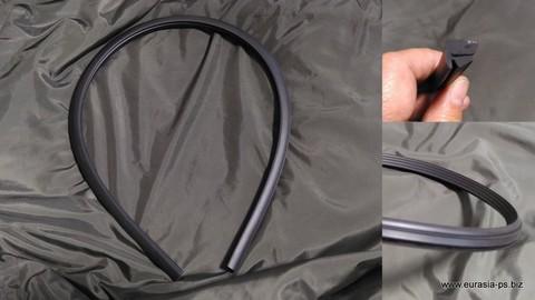 S ヘッドライトベースパッキン-棒状-(当店製)