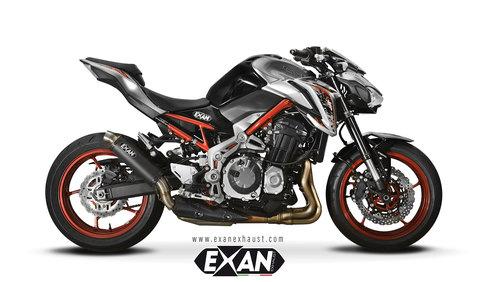 EXAN Z900 X-GP スリップオンマフラー