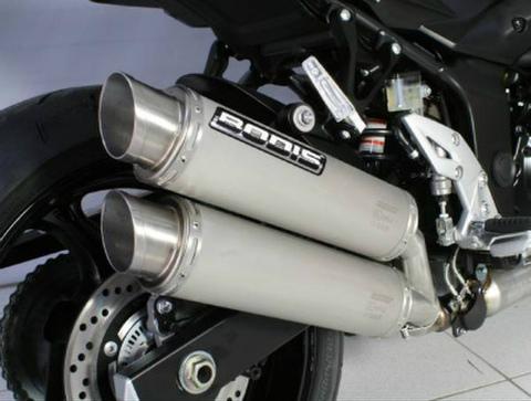 Bodis/ボディス GSR750 デュアルスリップオン