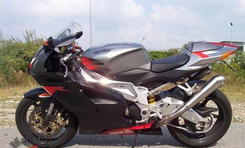 FRESCO RSV 1000 R 2004-2010 Conic マフラー