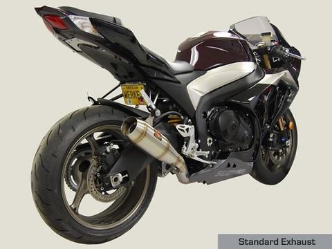 Competition Werkes GSX-R1000 スリップオン