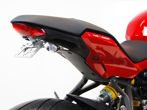 Competition Werkes モンスター1200 & Supersport フェンダーレスキット