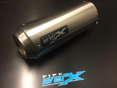 Pipewerx MT-10 WERX-GP マフラー