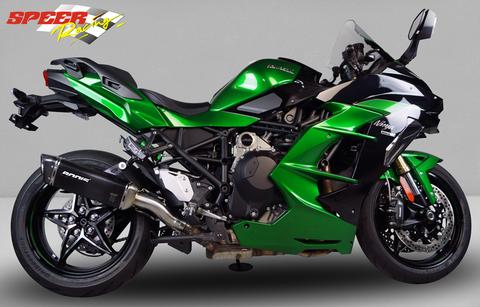 Bodis Ninja H2 SX V4-M-CA スリップオン