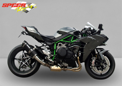 Bodis Ninja H2 SB1-S-C スリップオン