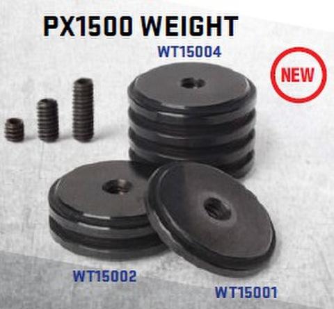 【FIVICS】PX1500ディスクウエイト 4level 104g