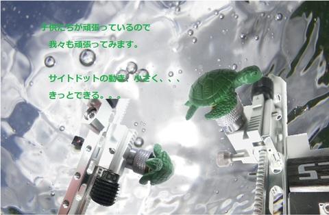 【サイトピン用】サファリダンパー Umigame