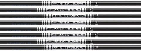 【EASTON】 ACEシャフト【即納あり】【アルミカーボンシャフト】