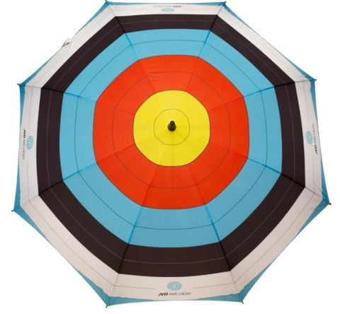 JVD ターゲットアンブレラ (的柄の傘)
