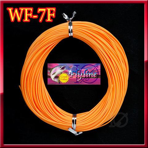 【イオ】 フライライン WF-7F オレンジ色 フローティング orange