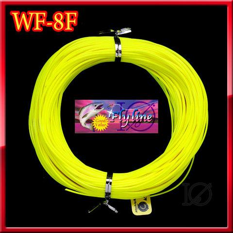 【イオ】 フライライン WF-8F Yellow フローティング FLY LINE 黄色