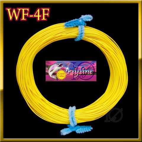 【イオ】フライライン WF-4F yellow 黄色 フローティング