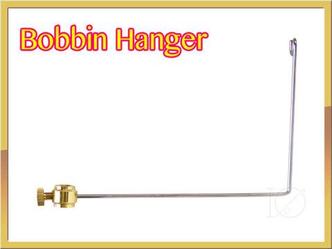 ボビンハンガー Bobbin Hanger バイスにボビンホルダーを一時的に吊り下げておく為のツールです