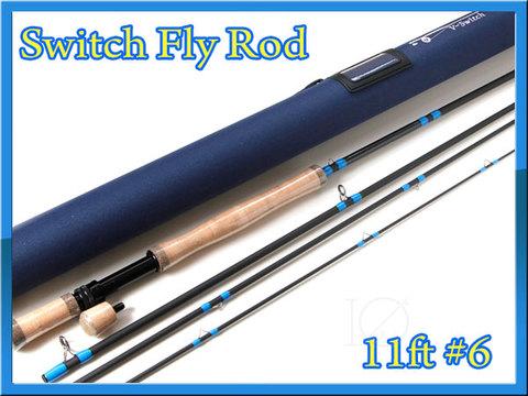 フライロッド #6 スイッチロッド switch rod