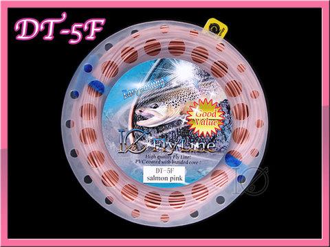 【イオ】フライライン DT-5F salmon pink フローティング