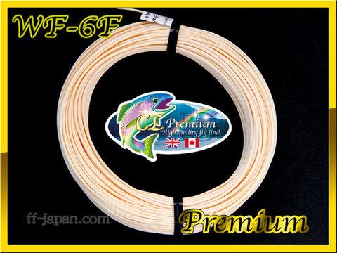 【イオ】フライライン WF-6F スーパーフロート CL Premium Made in Canada