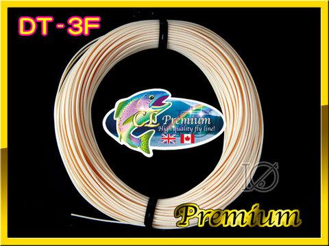 フライライン DT-3F スーパーフロート CL Premium Made in Canada