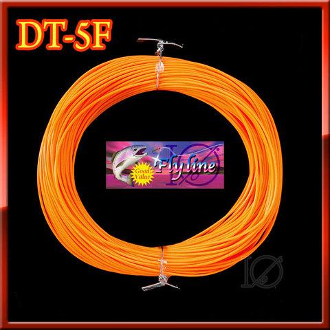 【イオ】フライライン DT-5F orange オレンジ フローティング