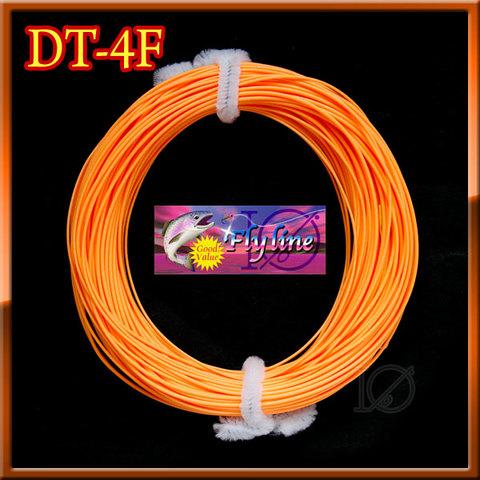 【イオ】フライライン DT-4F orange オレンジ フローティング