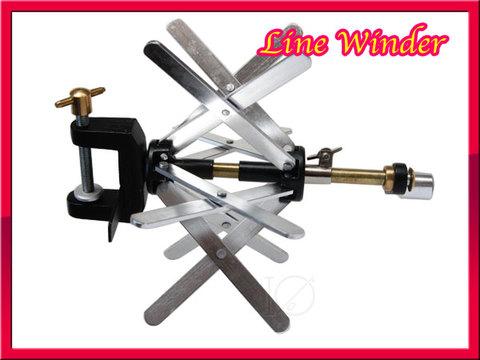 フライライン用 ラインワインダー LINE WINDER ラインを巻き取って保管するのに便利なグッズです!